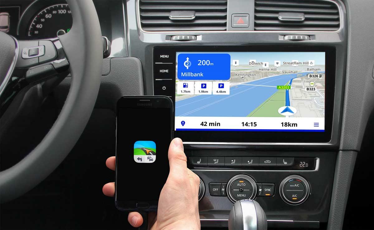 Móviles con Mirrorlink